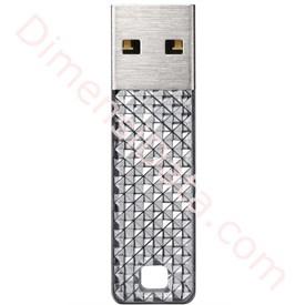 Jual SanDisk Cruzer Facet 4GB - Silver [SDCZ55-004G-B35S]
